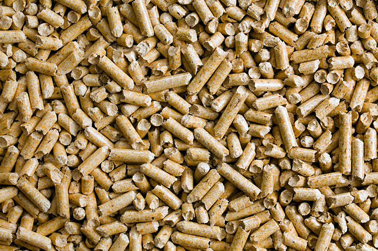 Viên Nén Mùn Cưa (wood pellets)